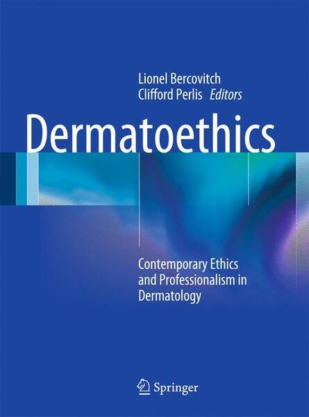 Dermatoethics - Coverbild