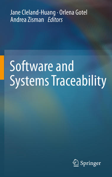 Software and Systems Traceability - Coverbild