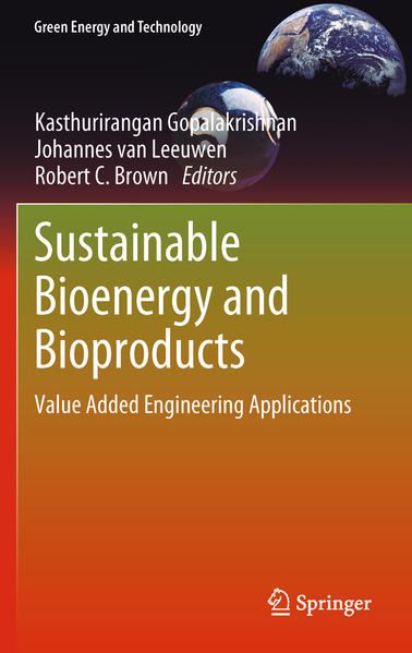 Sustainable Bioenergy and Bioproducts - Coverbild