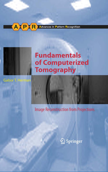 Fundamentals of Computerized Tomography - Coverbild