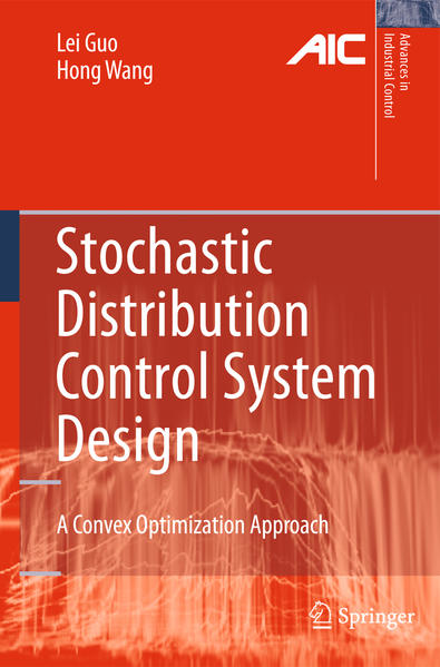 Stochastic Distribution Control System Design - Coverbild