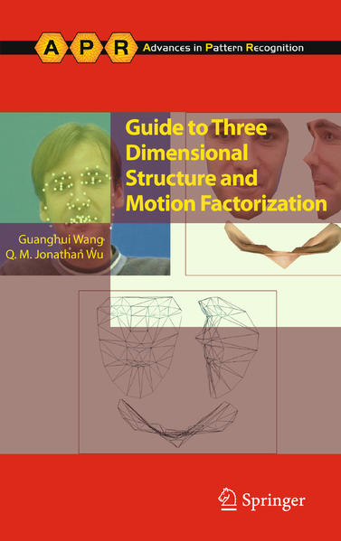 Guide to Three Dimensional Structure and Motion Factorization - Coverbild