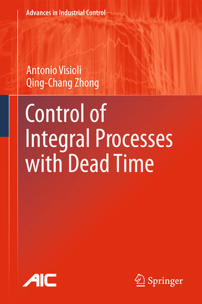 Control of Integral Processes with Dead Time - Coverbild