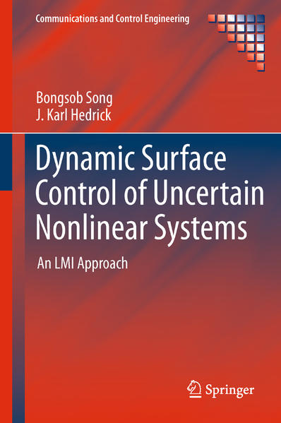 Dynamic Surface Control of Uncertain Nonlinear Systems - Coverbild