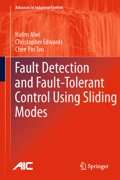 Fault Detection and Fault-Tolerant Control Using Sliding Modes - Coverbild