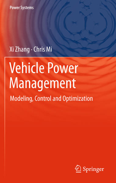 Vehicle Power Management - Coverbild