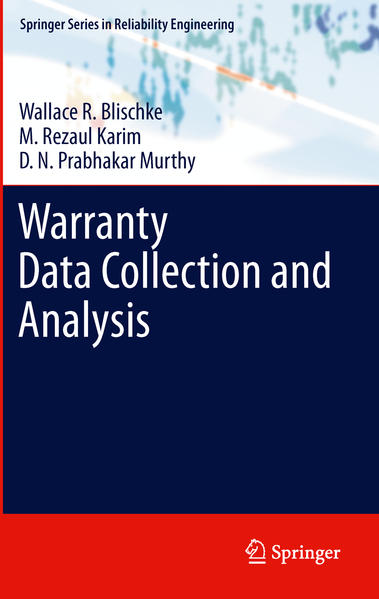 Warranty Data Collection and Analysis - Coverbild