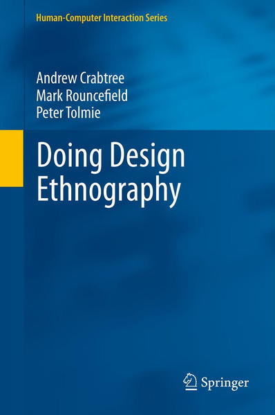 Doing Design Ethnography - Coverbild