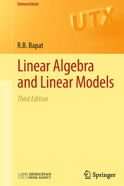 Linear Algebra and Linear Models - Coverbild