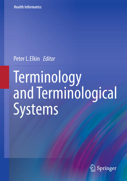 Terminology and Terminological Systems - Coverbild