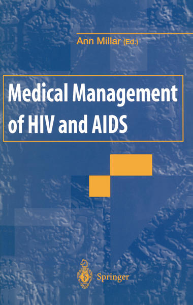 Medical Management of HIV and AIDS - Coverbild