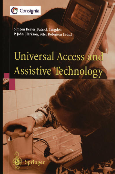 Kostenloser Download Universal Access and Assistive Technology PDF