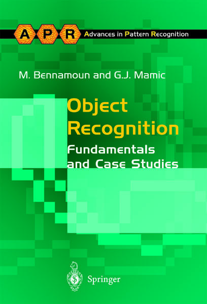 Object Recognition - Coverbild