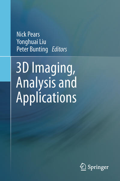3D Imaging, Analysis and Applications - Coverbild