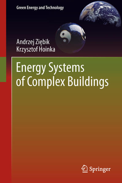 Energy Systems of Complex Buildings - Coverbild