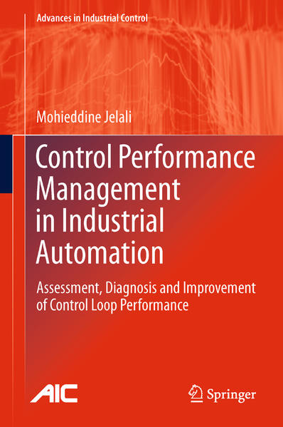 Control Performance Management in Industrial Automation - Coverbild
