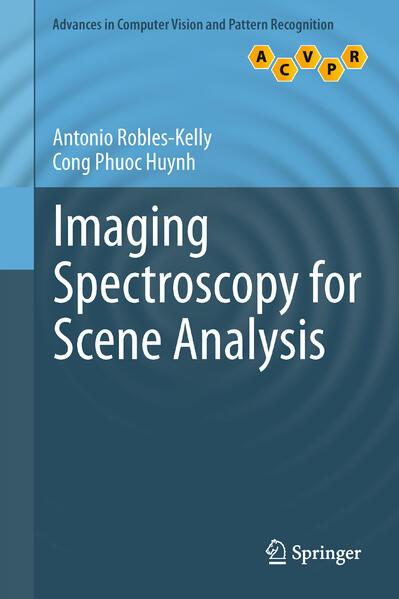 Imaging Spectroscopy for Scene Analysis - Coverbild