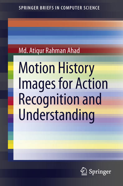Motion History Images for Action Recognition and Understanding - Coverbild