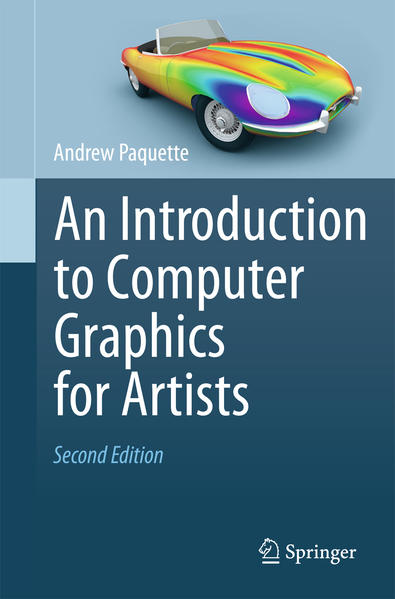 An Introduction to Computer Graphics for Artists - Coverbild