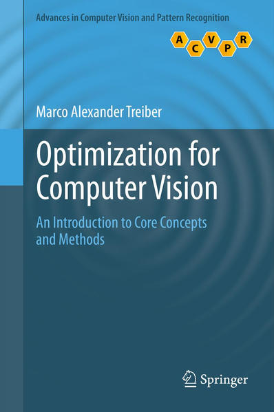 Optimization for Computer Vision - Coverbild