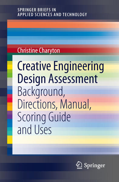 Creative Engineering Design Assessment - Coverbild
