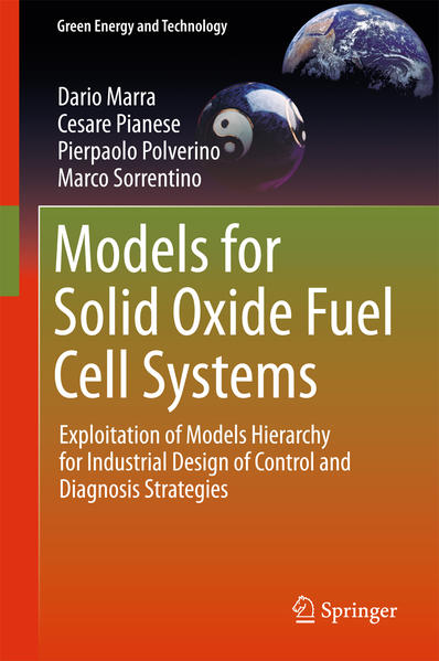 Models for Solid Oxide Fuel Cell Systems - Coverbild