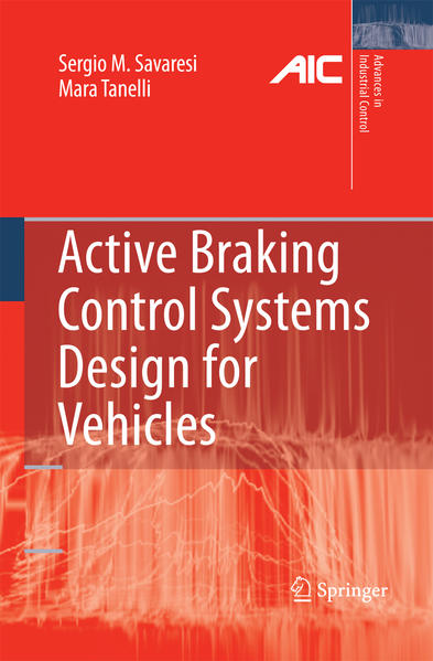 Active Braking Control Systems Design for Vehicles - Coverbild