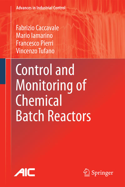 Control and Monitoring of Chemical Batch Reactors - Coverbild