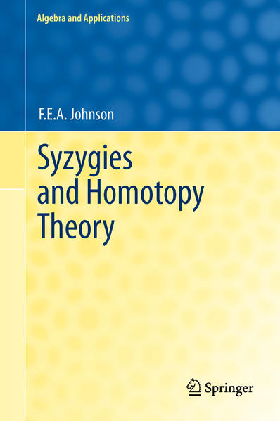 Syzygies and Homotopy Theory - Coverbild