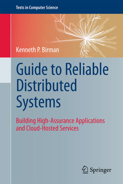 Guide to Reliable Distributed Systems - Coverbild