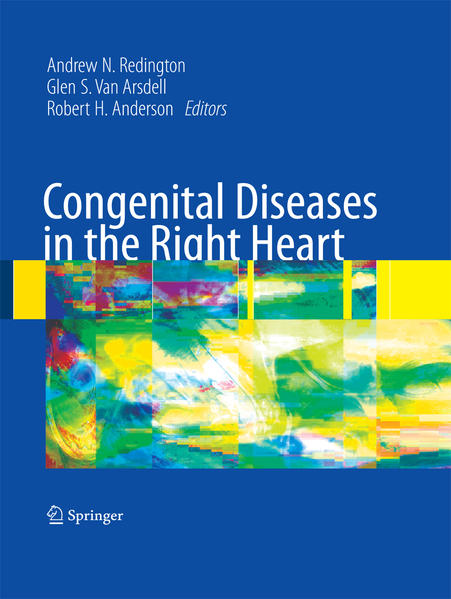Congenital Diseases in the Right Heart - Coverbild