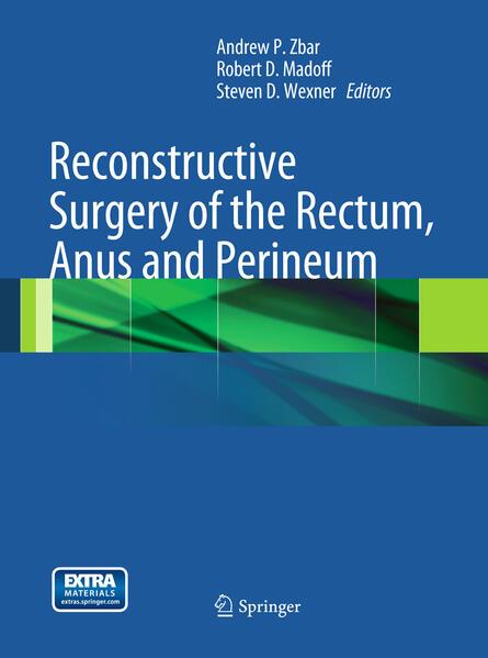 Reconstructive Surgery of the Rectum, Anus and Perineum - Coverbild