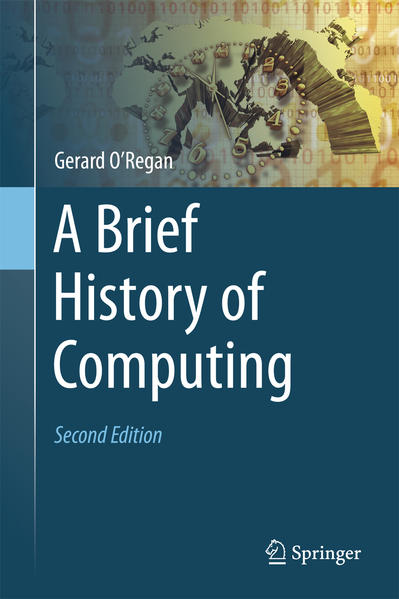 A Brief History of Computing - Coverbild