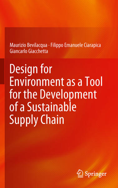 Design for Environment as a Tool for the Development of a Sustainable Supply Chain - Coverbild