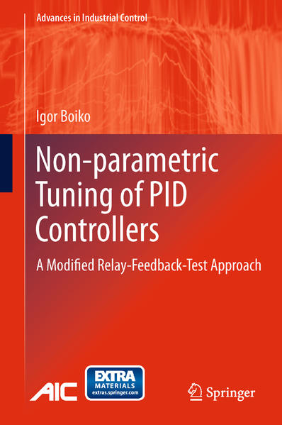 Non-parametric Tuning of PID Controllers - Coverbild