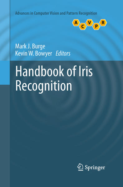 Handbook of Iris Recognition - Coverbild