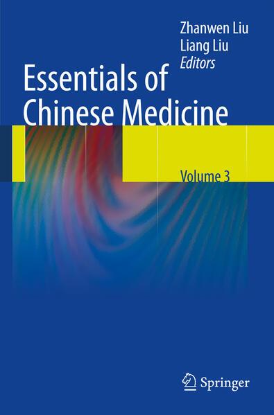 Essentials of Chinese Medicine - Coverbild