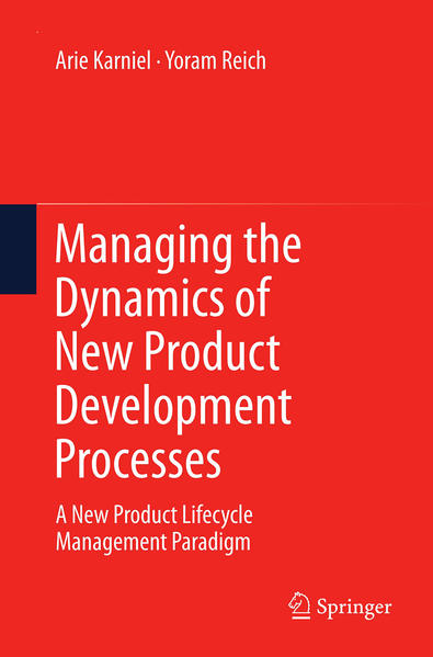 Managing the Dynamics of New Product Development Processes - Coverbild