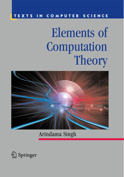 Elements of Computation Theory - Coverbild