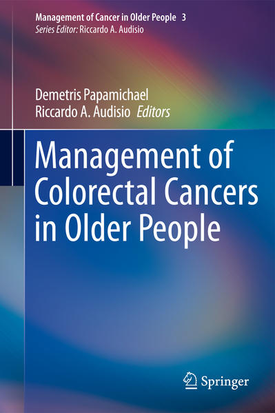Management of Colorectal Cancers in Older People - Coverbild