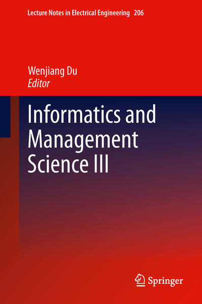 Informatics and Management Science III - Coverbild
