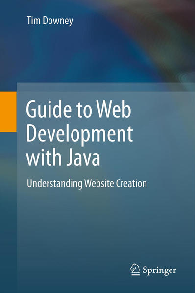 Guide to Web Development with Java - Coverbild