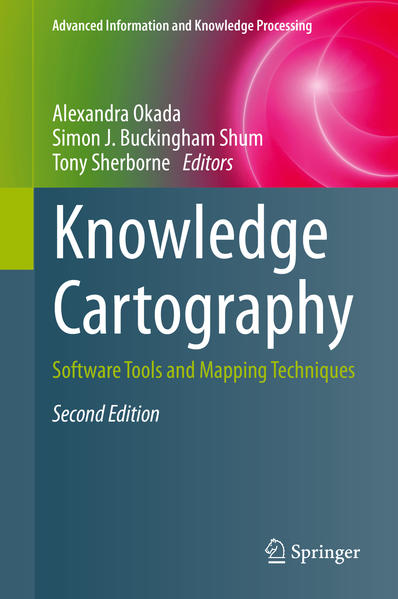 Knowledge Cartography - Coverbild