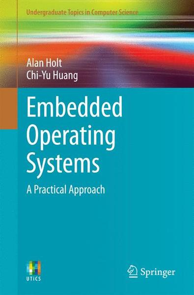 Embedded Operating Systems - Coverbild