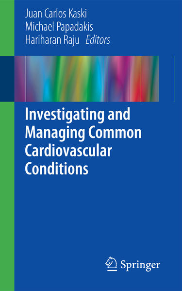 Investigating and Managing Common Cardiovascular Conditions - Coverbild