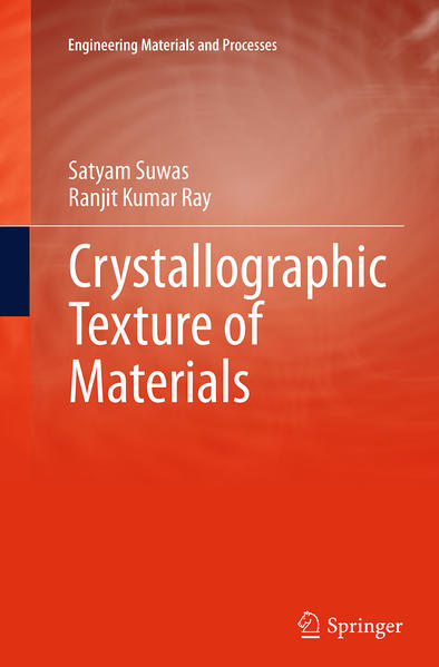 Crystallographic Texture of Materials - Coverbild