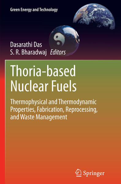 Thoria-based Nuclear Fuels - Coverbild