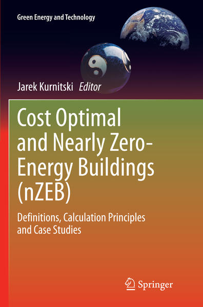 Cost Optimal and Nearly Zero-Energy Buildings (nZEB) - Coverbild