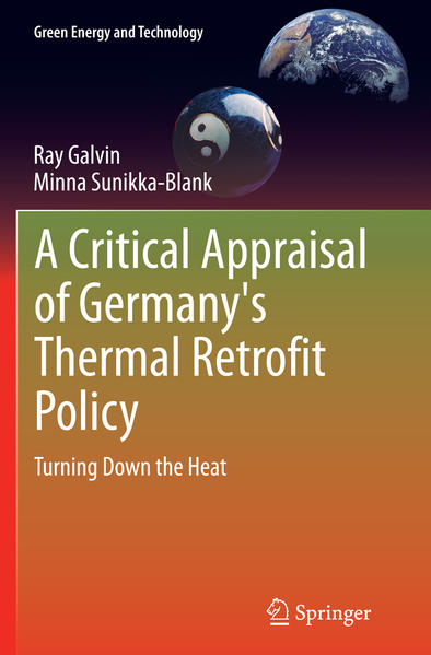 A Critical Appraisal of Germany's Thermal Retrofit Policy - Coverbild