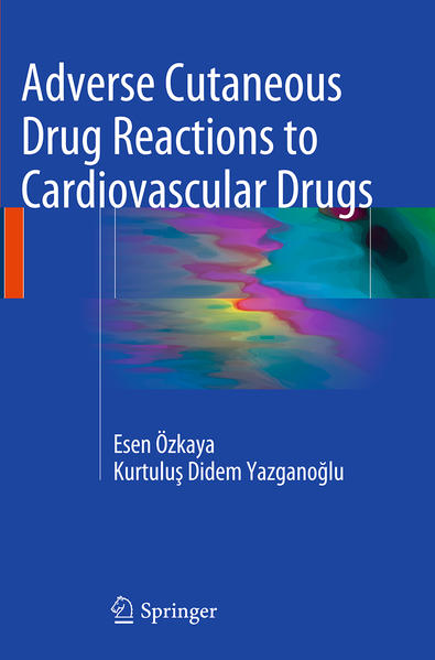 Adverse Cutaneous Drug Reactions to Cardiovascular Drugs - Coverbild